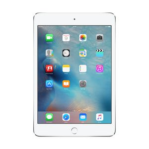 iPad mini 4 Wi-Fi 16GB Silver