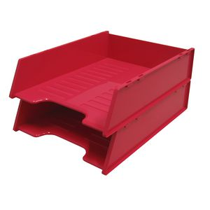 Italplast A4 Document Tray Watermelon