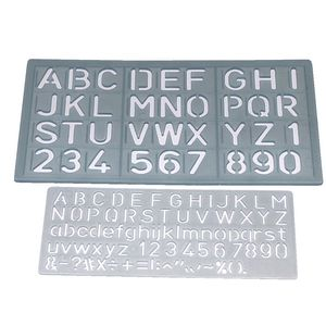 Celco C1020 Letter Stencils 2 Sizes