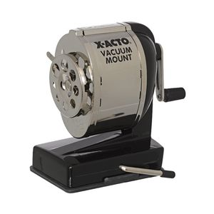Xacto Vacuum Mount Manual Pencil Sharpener