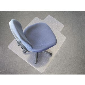 Jasco Jastek Low Pile Carpet 914 x 1219mm Chair Mat Clear