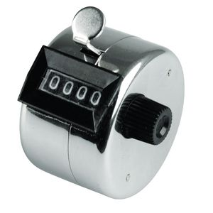 Tagsell 4 Digit Tally Counter