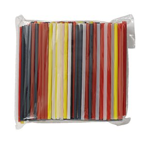Jasart Straws Assorted 250 Pack