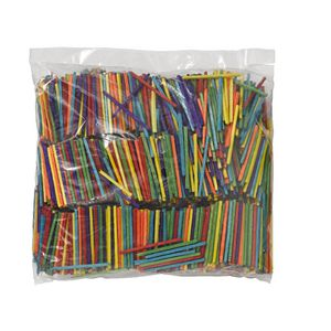 Jasart Matchsticks Assorted 4000 Pack