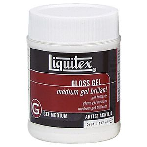 Liquitex Gloss Gel 237mL