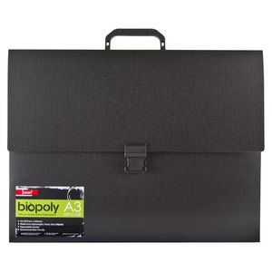Jasart Biopoly Art Case A3 Black