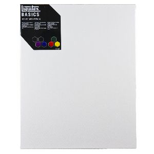 Liquitex Basics Thin Edge Stretched Canvas 20