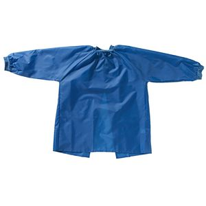 ELC Art Smock 9-12 Years Blue