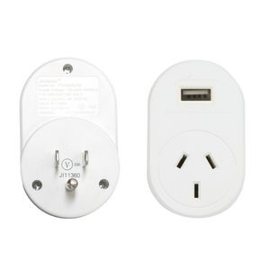 Jackson Outbound USA/Canada USB Travel Adaptor