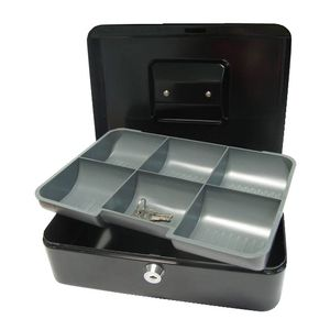 J.Burrows Cash Box Large