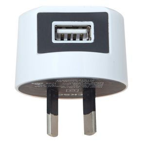 Jackson Pocket Size USB Charger (1 x USB Charging Outlet)