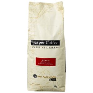 Jasper Coffee Blend No.6 100% Arabica Coffee Whole Beans 1kg
