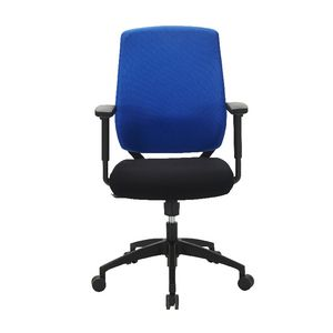 Conrad High Back Chair Blue