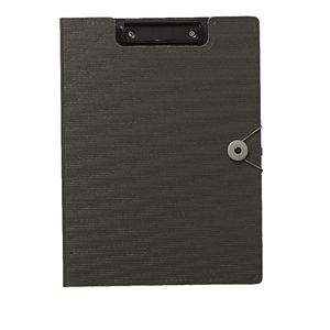 J.Burrows Foam Clipfolder A4 Grey