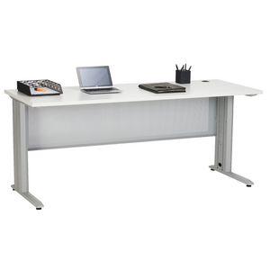 Matrix office desk 1800mm officeworks - Officeworks desktop ...