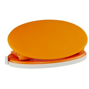 J.Burrows Silicone 2 Hole Punch Orange