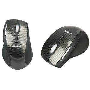 Jenkins S443 Ergonomic Wireless Optical Mouse