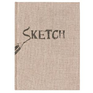 "Sketch Journal 6 x 8"" 240 Page"