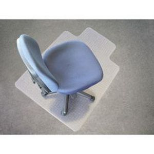 Jastek Low Pile Carpet Chairmat Clear