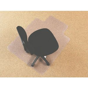Jastek Econom Low Pile Carpet Chair Mat Clear