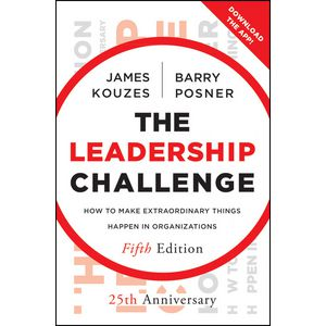 John Wiley The Leadership Challenge Book