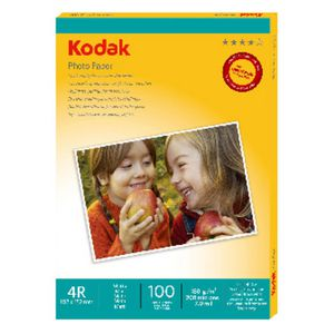 Kodak Matte Photo Paper 4x6 180gsm