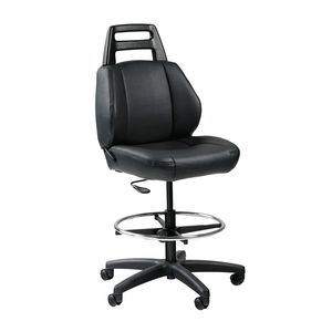 KAB Drafting Chair Black
