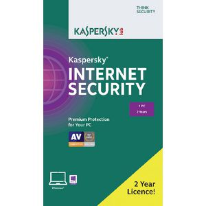 Kaspersky Internet Security 1 PC 24 Months Card