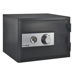 Karbon Brigade Fireproof Safe Black