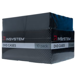 InSystem DVD Black 10 Pack