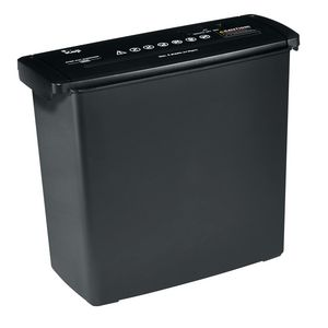 Keji 5 Sheet Strip Cut Personal Shredder Black