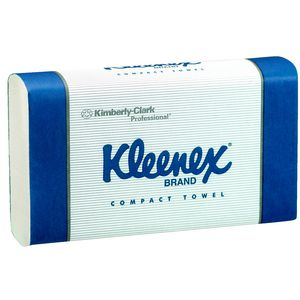 Kleenex Compact Hand Towel Refill 90 Sheets
