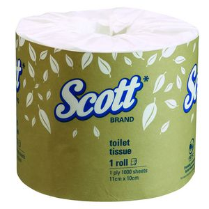 Scott Toilet Tissue 1000 Sheet