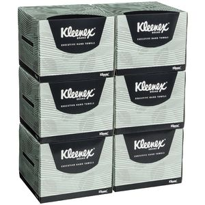 Kleenex Executive Hand Towel 75 Sheets 6 Pack