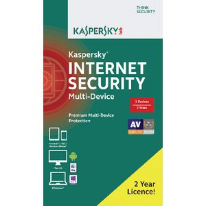 Kaspersky Internet Security 3 Devices 24 Months Download