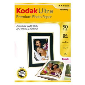 Kodak Ultra Premium Photo Paper 50 Pack