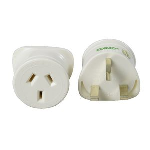 Korjo Travel International Adaptor - Great Britain - UK