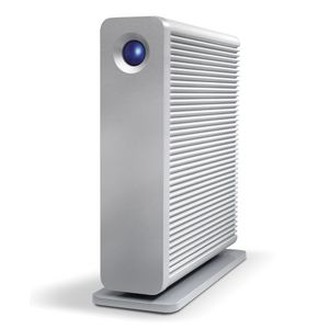 LaCie 2TB d2 Network v2 Professional Storage Server