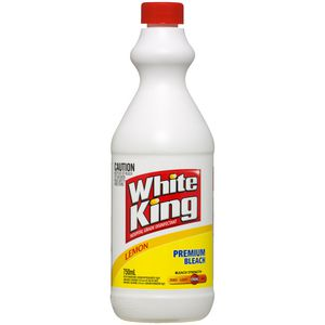 White King Bleach Lemon 750mL