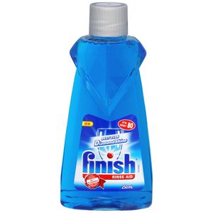 Finish Dishwashing Rinse Aid 250mL