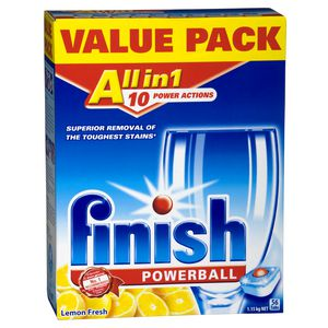 Finish All In 1 Powerball Tablets Pk/56