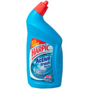 Harpic Toilet Cleaner Marine 700ml