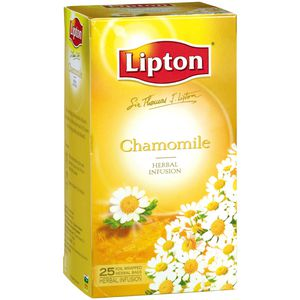Sir Thomas Lipton Chamomile Tea Pack/25