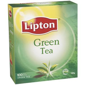 Lipton Green Tea Bags 100 Pack