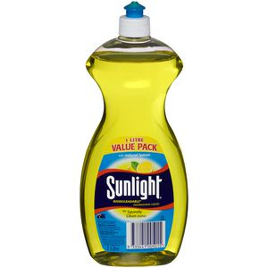 Sunlight Dishwashing Liquid 1L