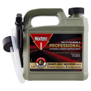 Mortein DIY Professional Indoor Outdoor Surface Spray 2L
