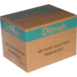 Dilmah 100% Pure Ceylon Tea Bags 1000 Pack