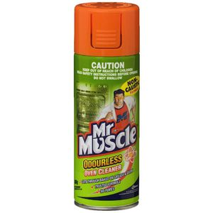 Mr Muscle Non- Caustic Oven Cleaner 300g