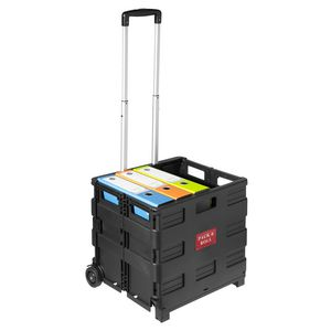 Pack and Roll Trolley Cart 35kg