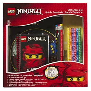 LEGO Ninjago Boxed Stationery Set